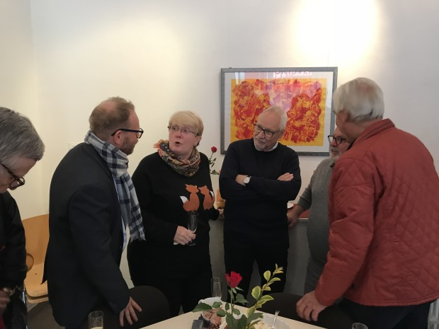 2018_Büro Eröffnung