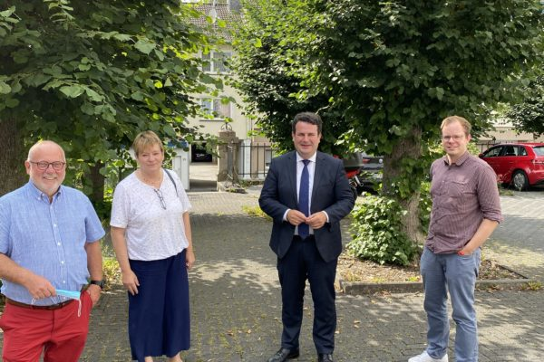 2020_Hubertus Heil in Ronsdorf